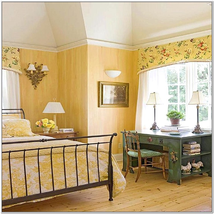 Country Cottage Decor For Bedroom