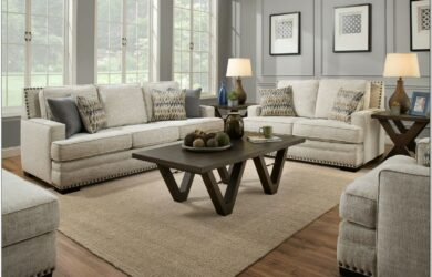 Darby Home Living Room Set