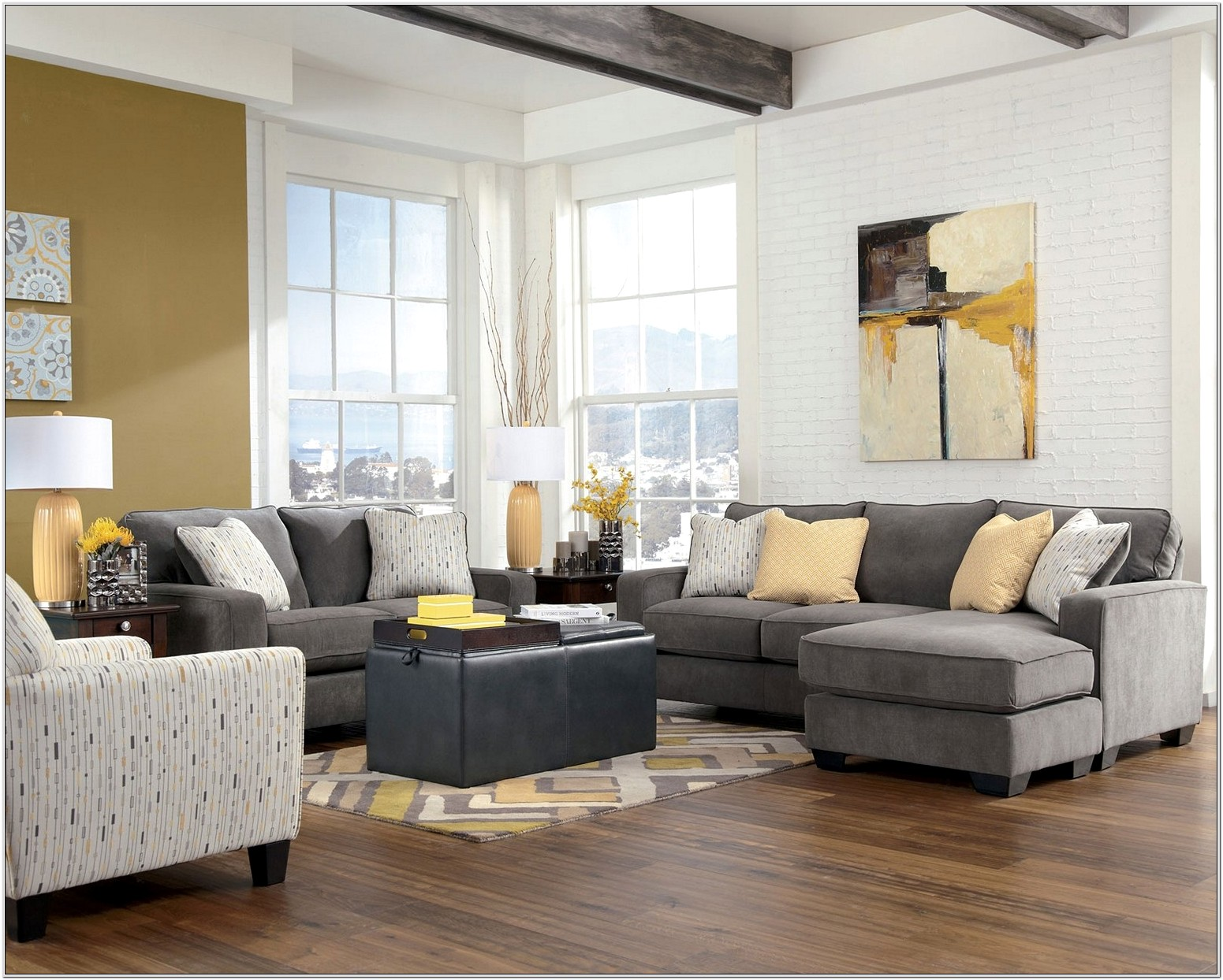 Exquisite Design Dark Gray Couch Living Room Ways To Decorate Grey