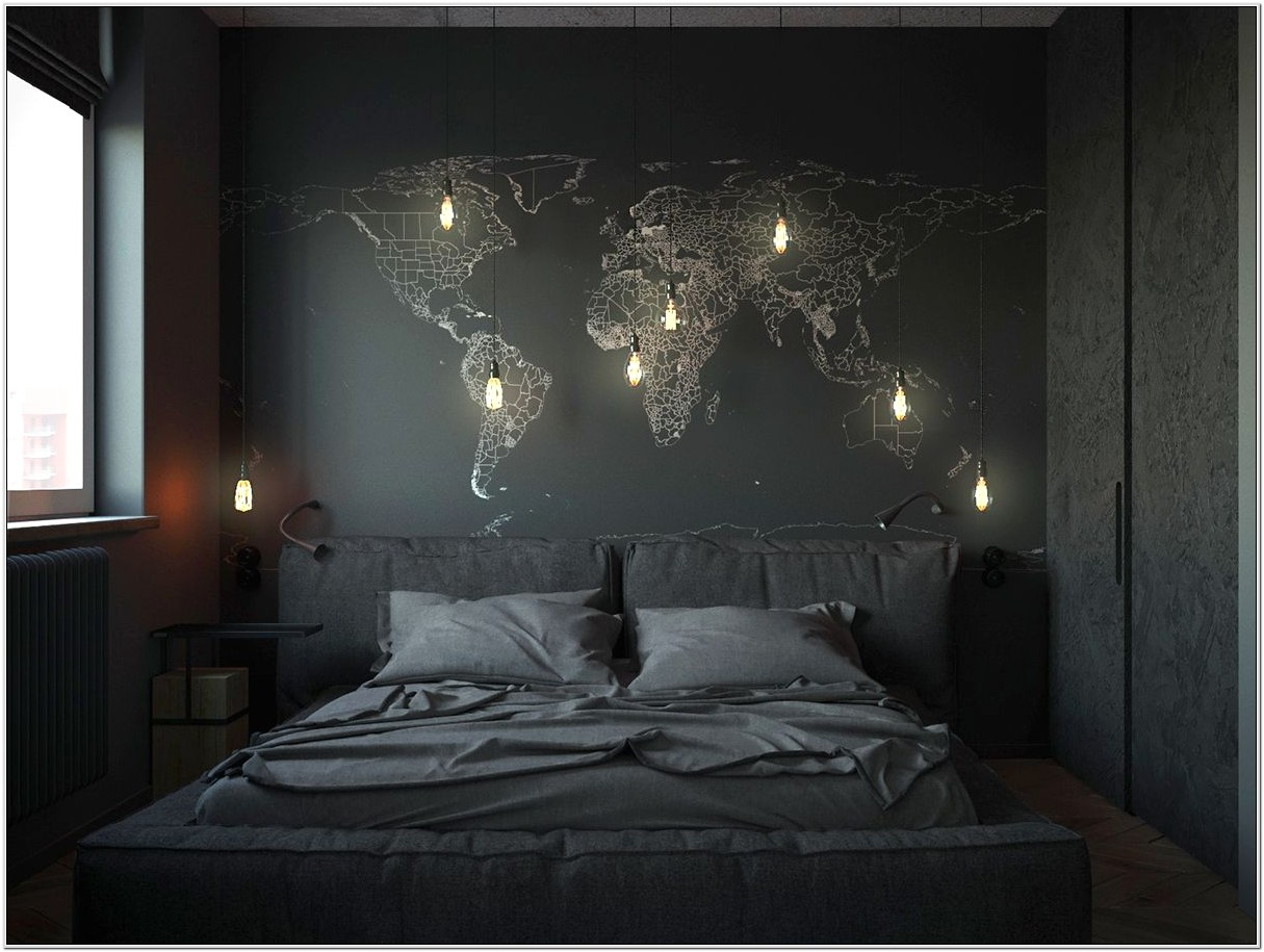Decor For Young Mans Bedroom