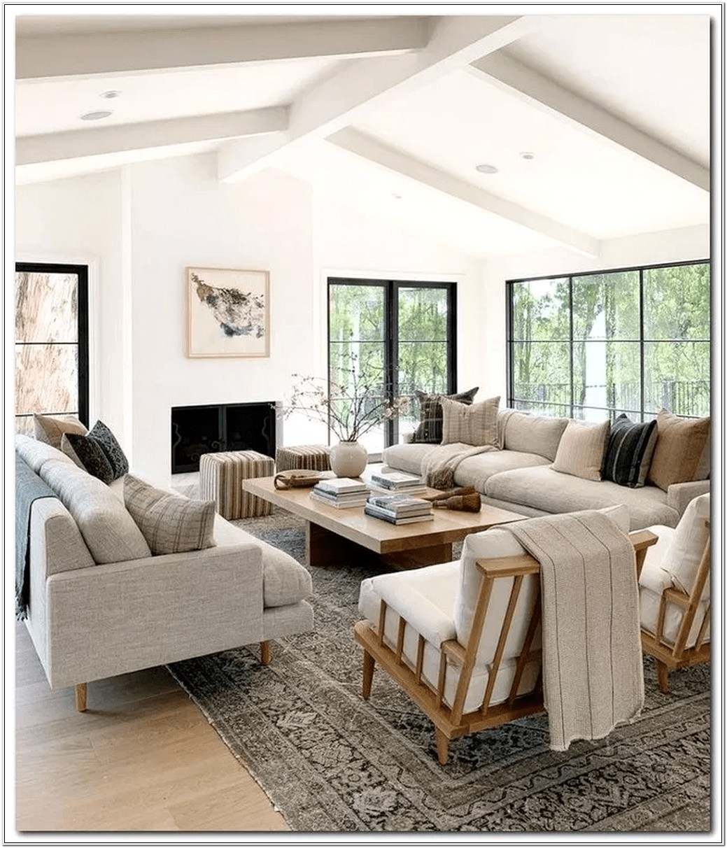 Decor Ideas For Neutral Living Room