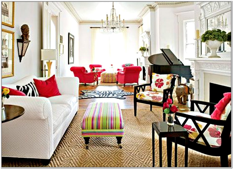 Decorate A Living Room Cheap