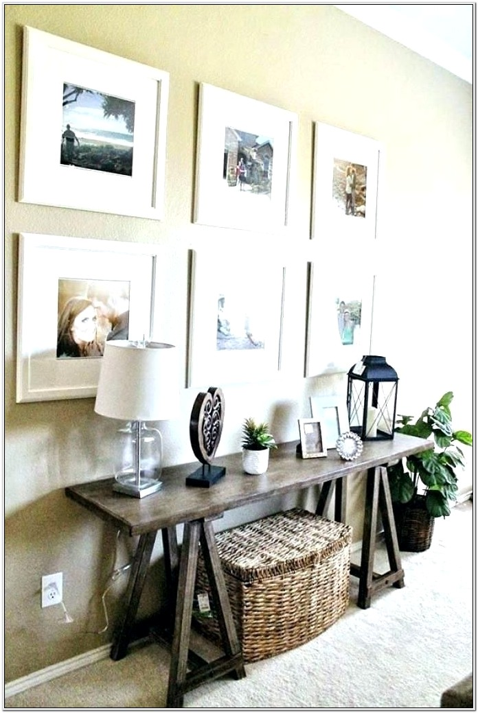 Decorate Blank Bedroom Wall