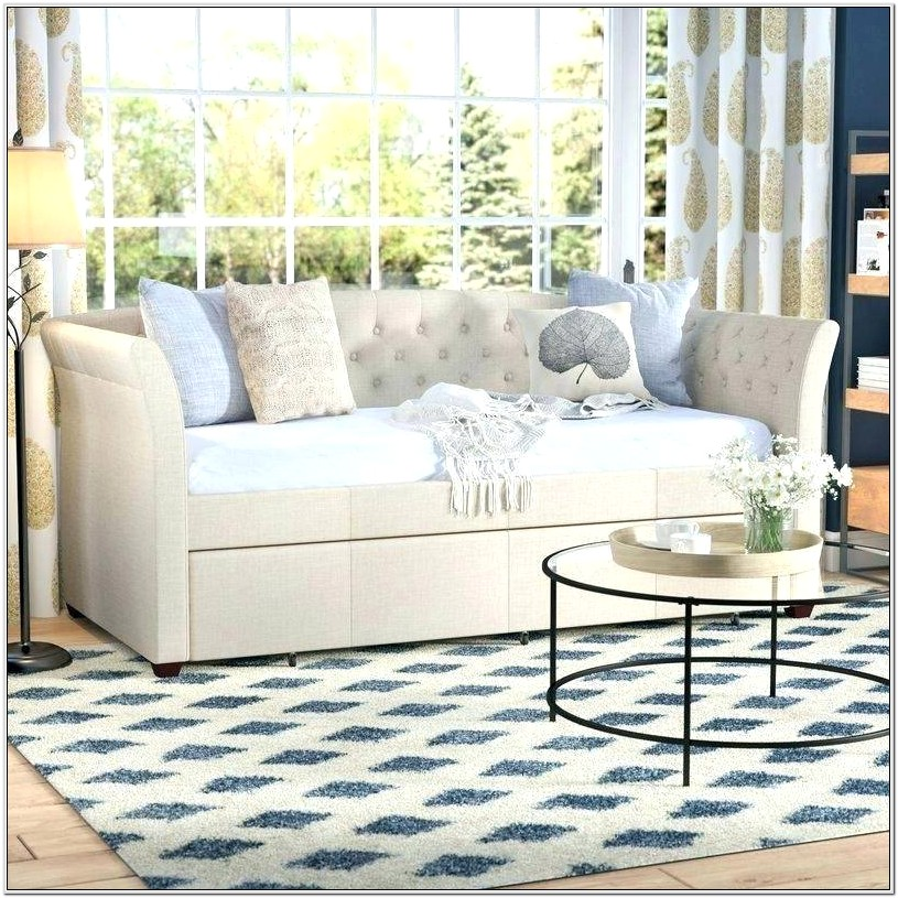 Decorate Daybed Living Room
