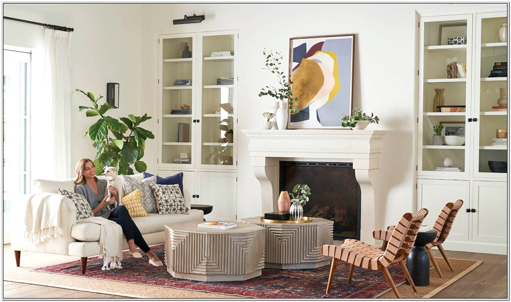 Decorate Living Room With Personal Pictures