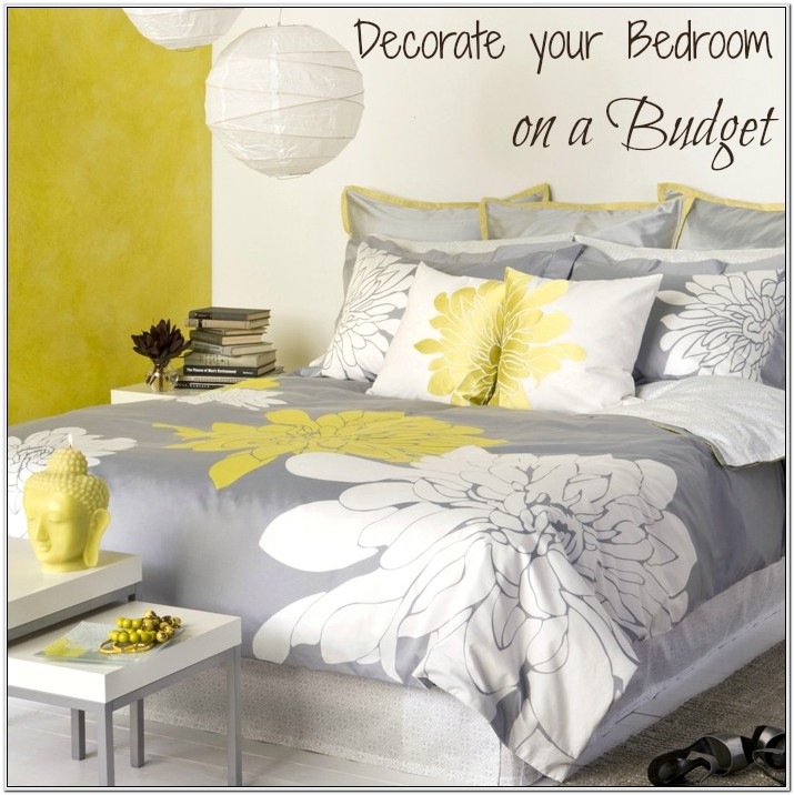 Decorate The Bedroom Cheap
