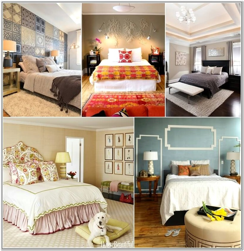Decorate Wall In Bedroom