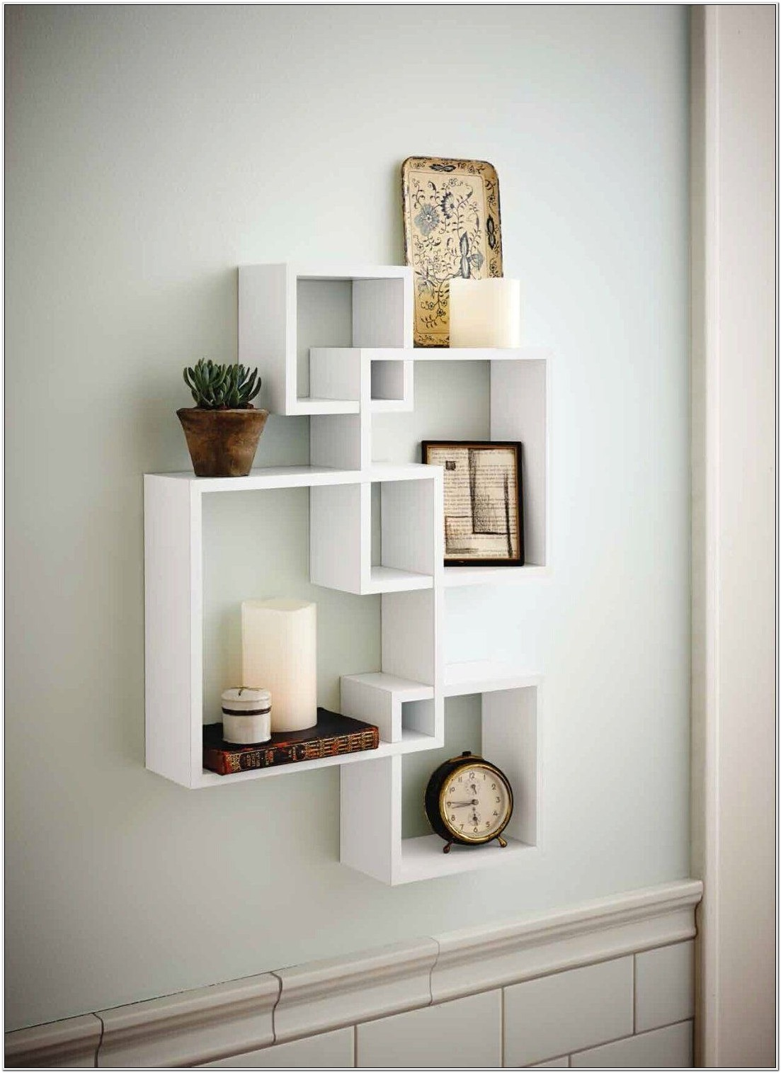 Decorate Wall Shelving For Bedrooms