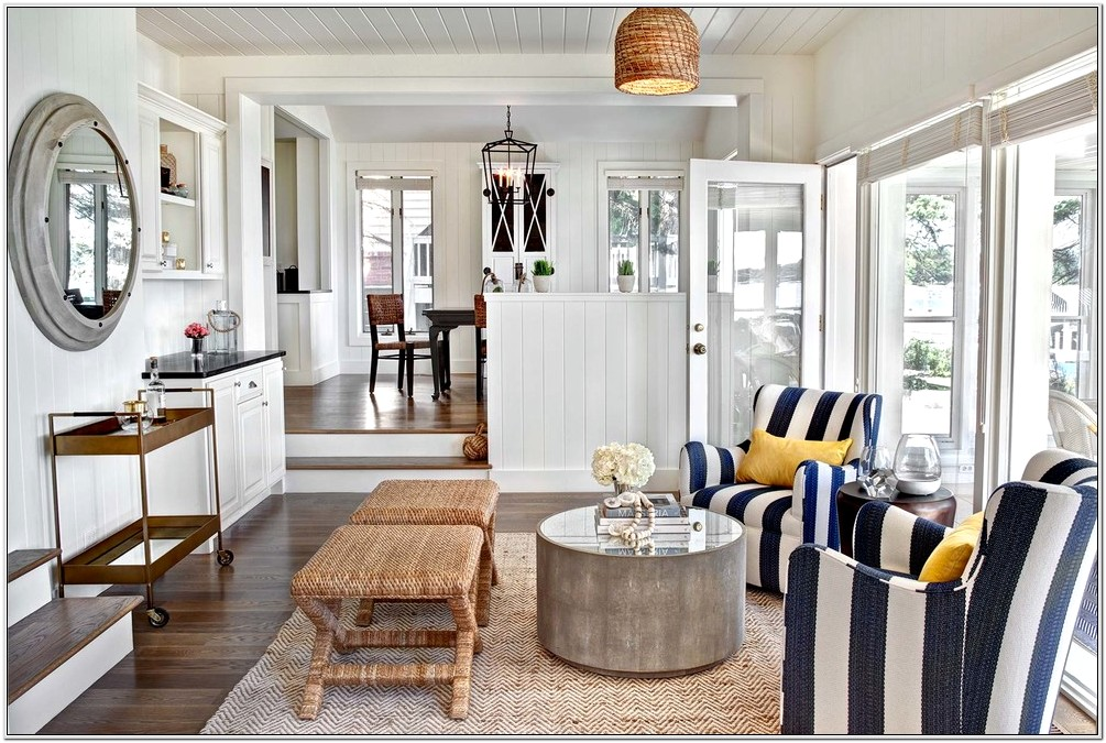 Decorating A Living Room With Beadboard