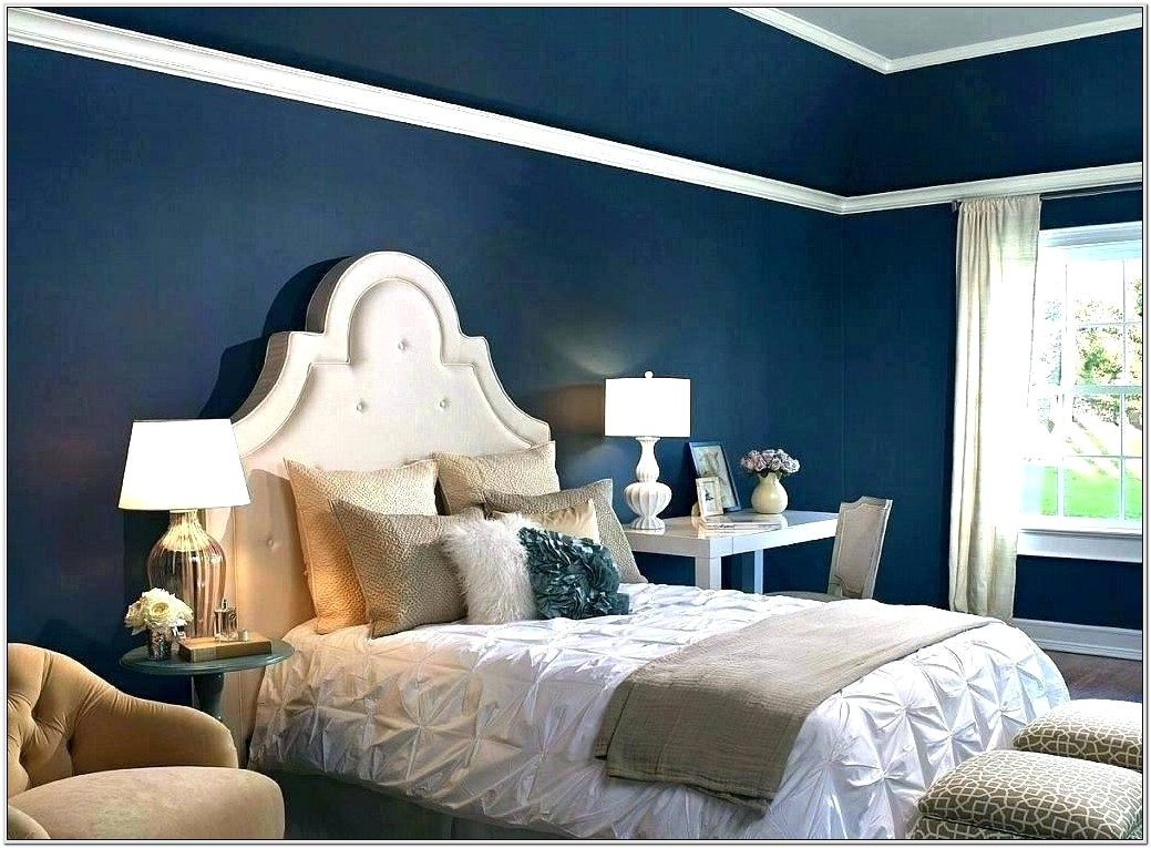 Decorating A Navy Blue Bedroom