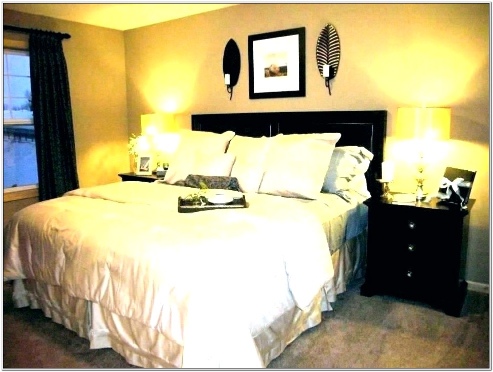 Decorating A Romantic Master Bedroom