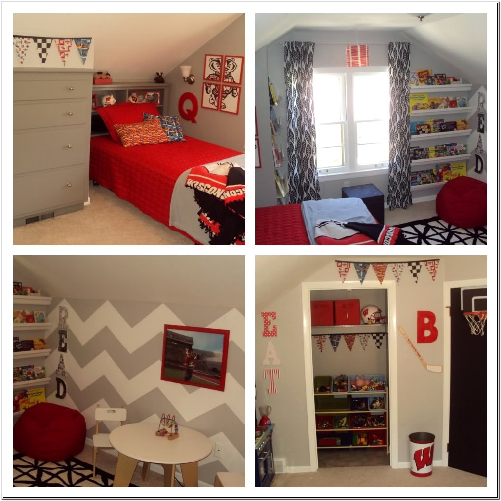 Decorating A Small Little Boys Bedroom