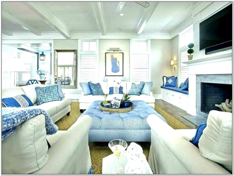 Decorating A Small Living Room Pinterest