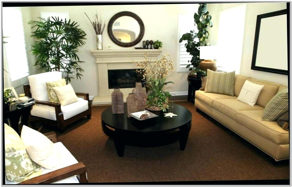 Decorating A Small Rectangular Living Room