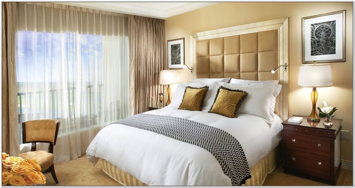 Decorating Bedroom With Home Pictures