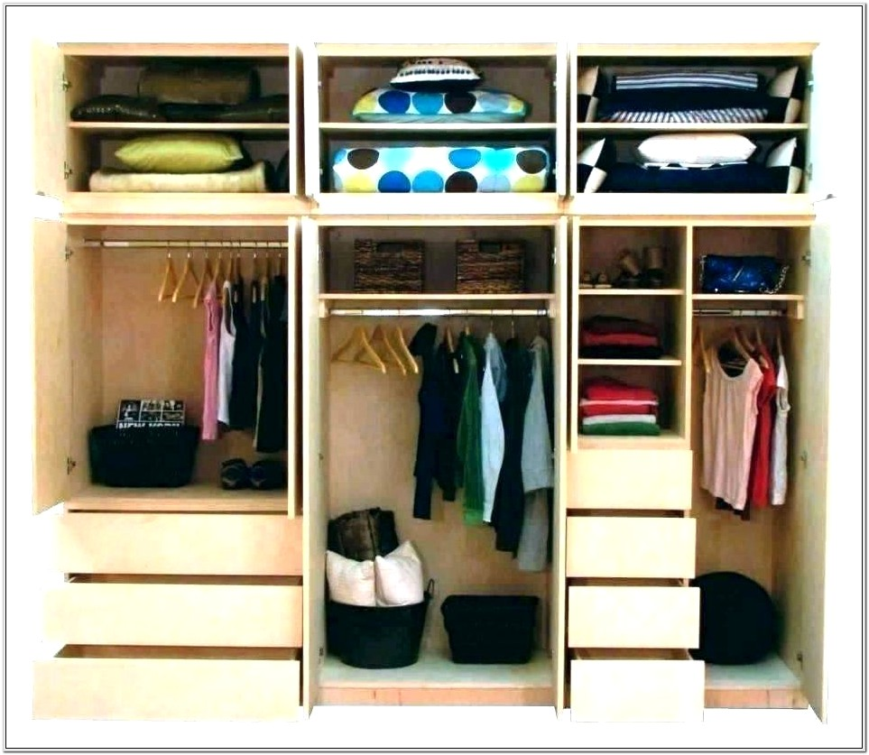 Decorating Bedroom Without Closet