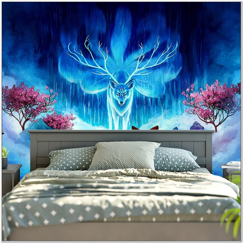 Decorating Bedroom Wolf Styles