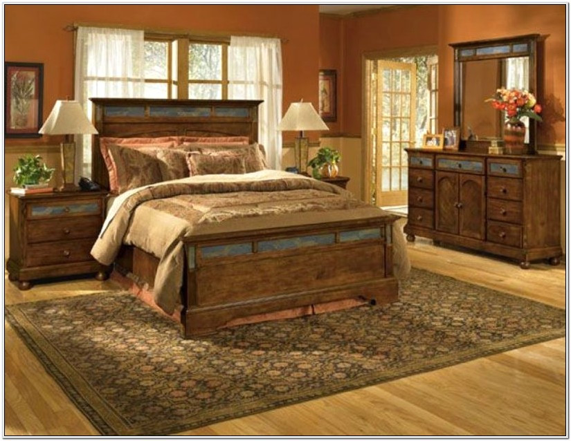 Decorating Country Style Bedroom
