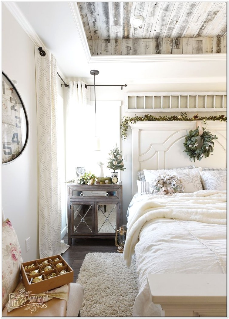 Decorating Ideas For A Country Bedroom