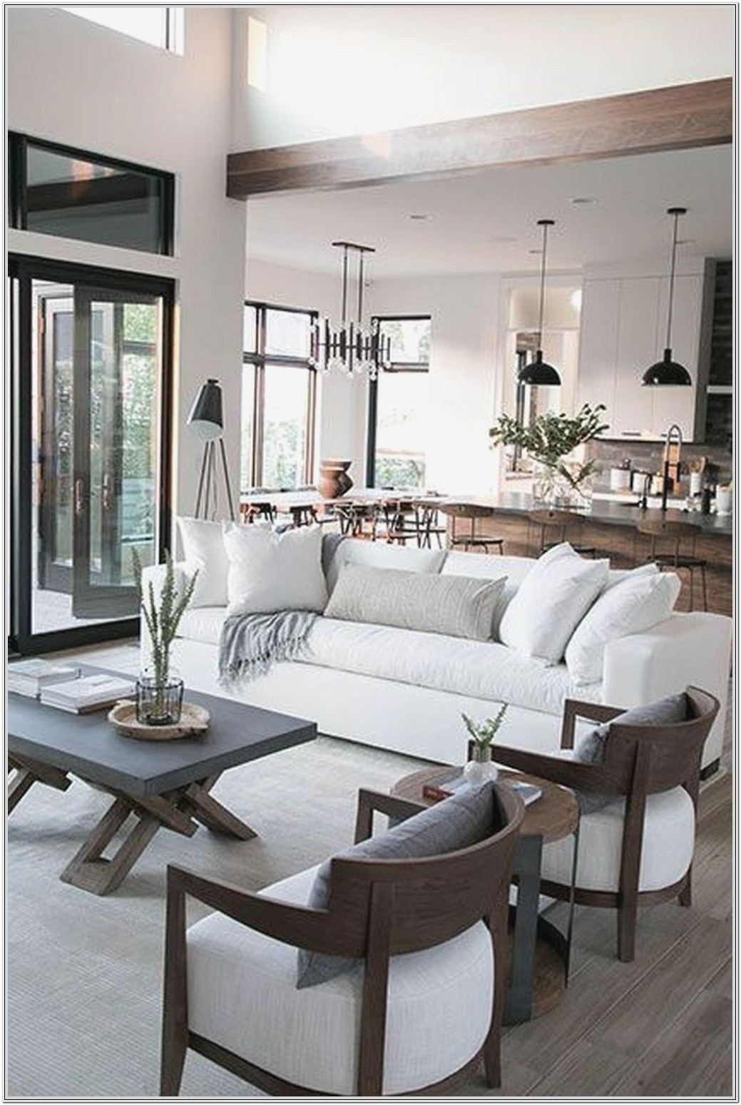 Decorating Ideas For Maple Living Room Table