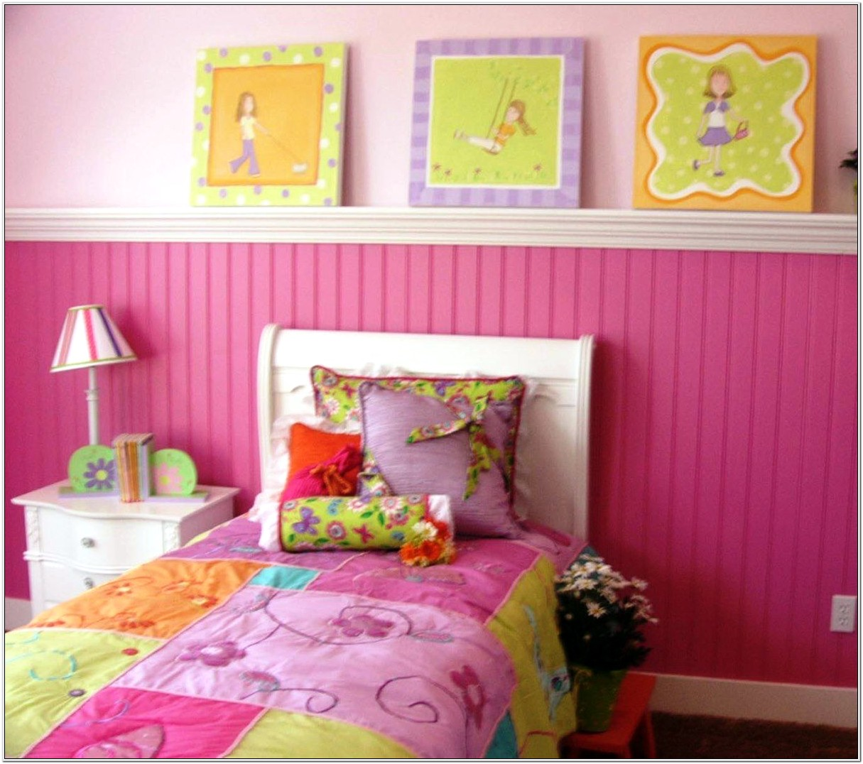Decorating Ideas For Pictures In A Bedroom