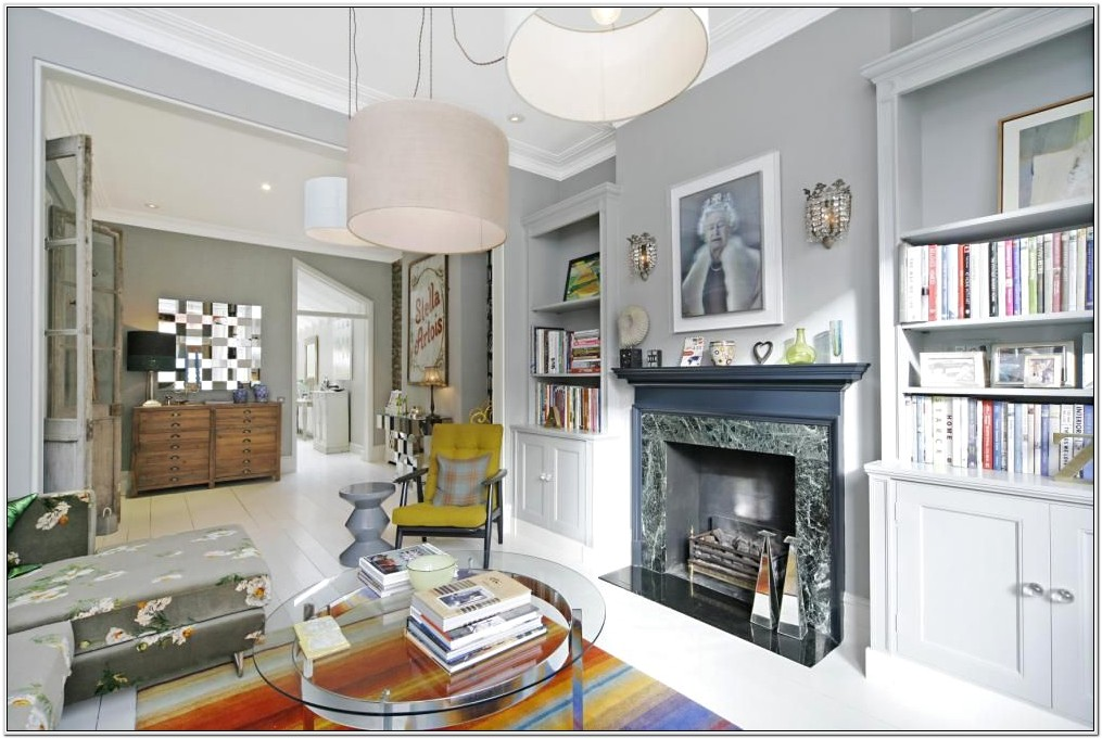 Decorating Ideas For Terraced Living Room