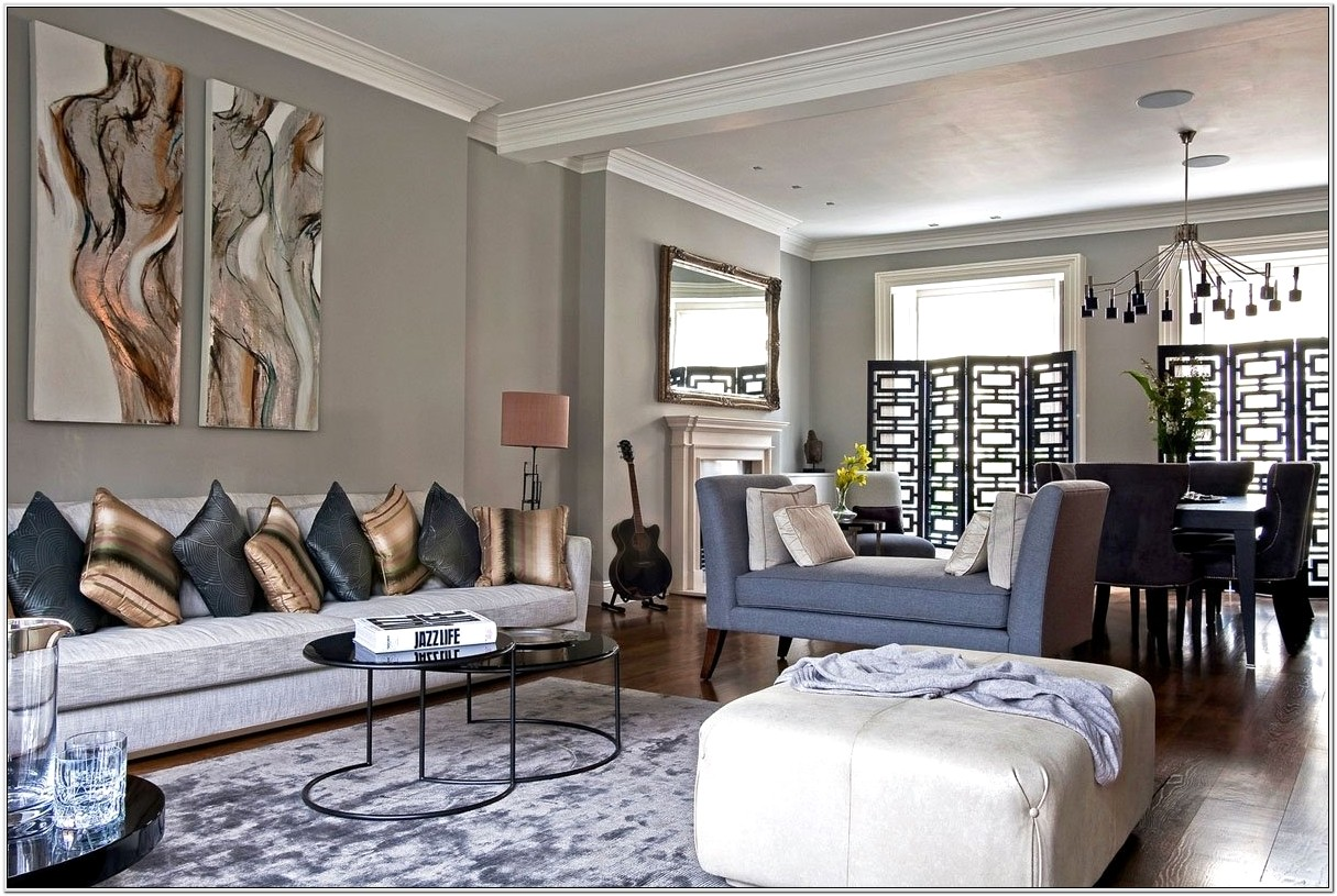 Decorating Small Townhouse Living Room