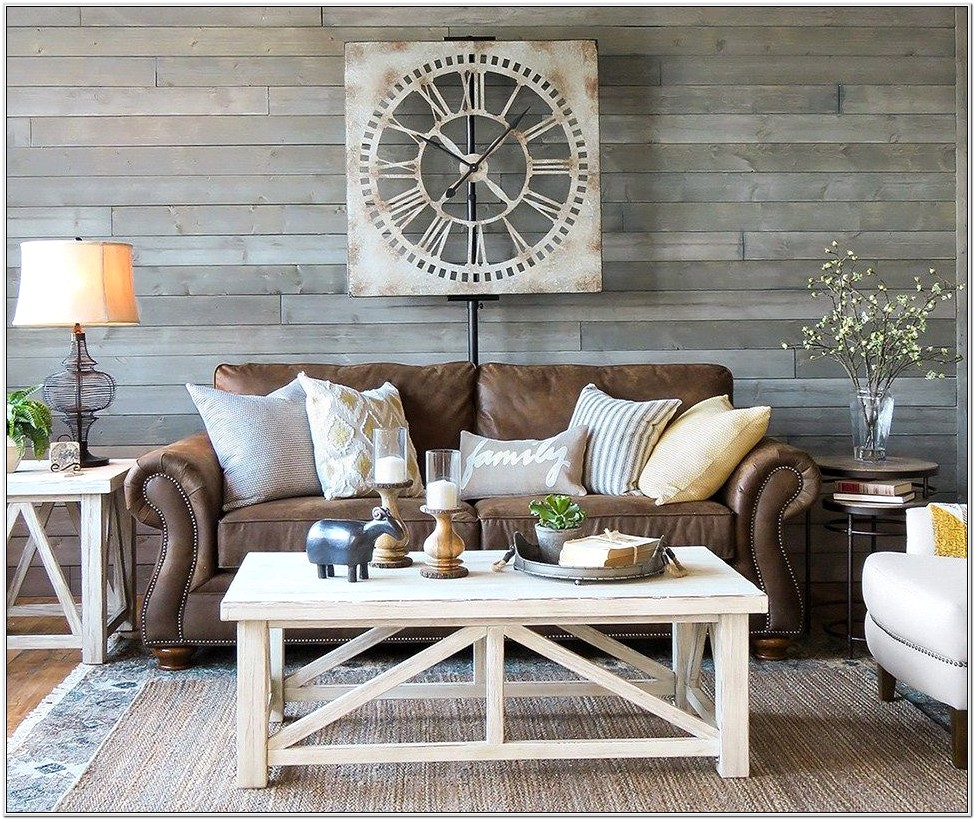 Decorating Tips For Living Room Brown Walls