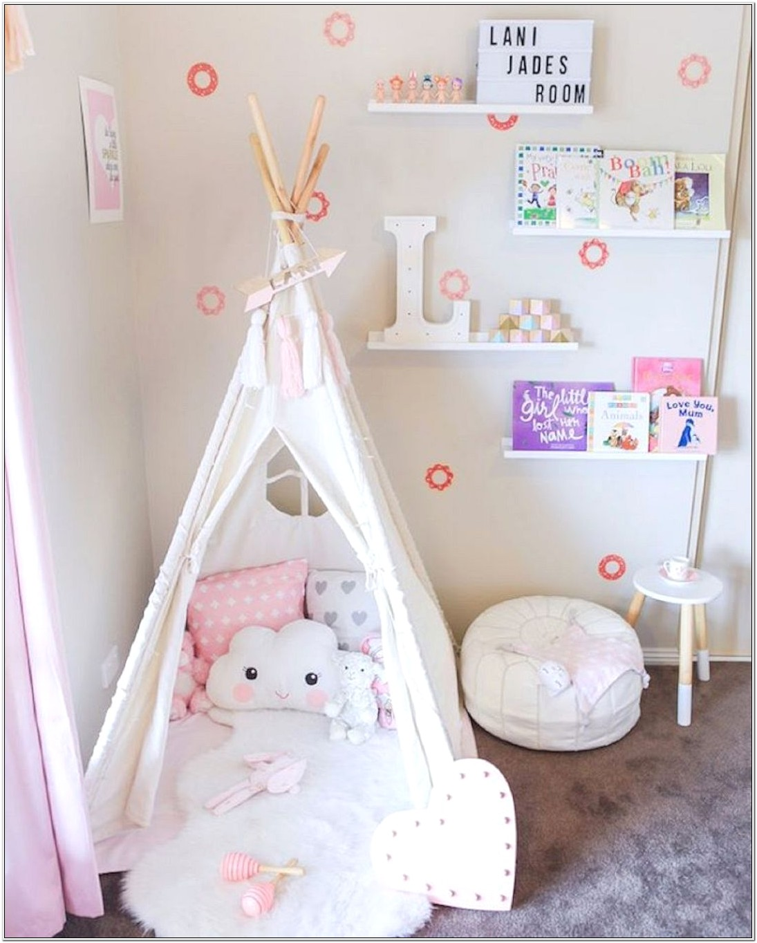 Decoration Baby Toddler Bedroom