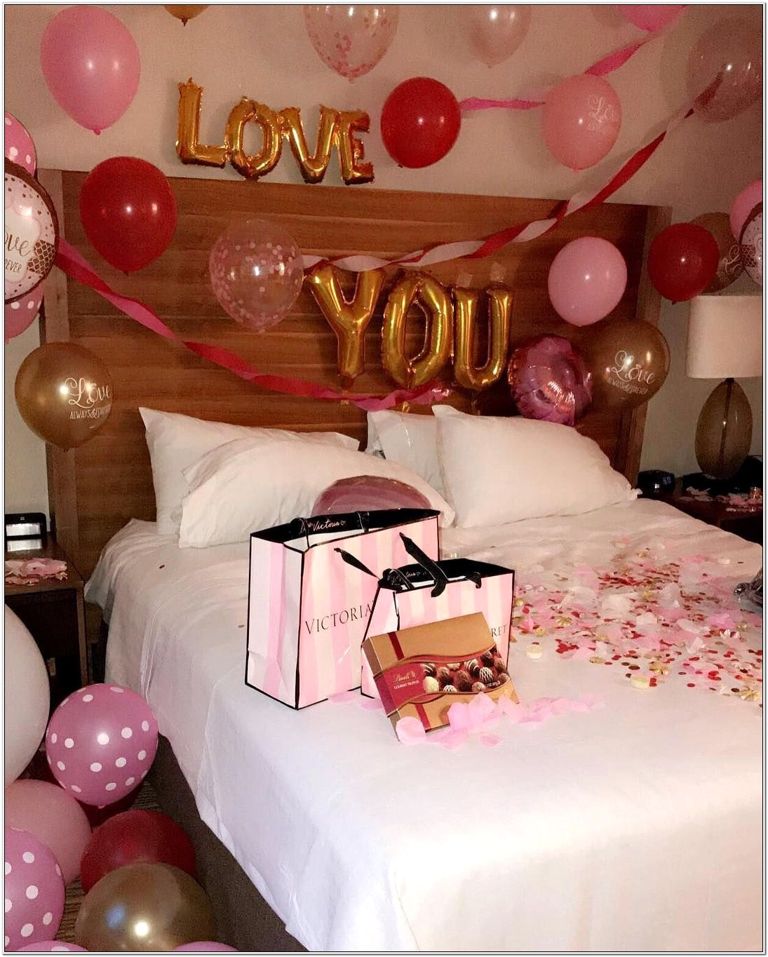 Decoration Of Bedroom For Birthday