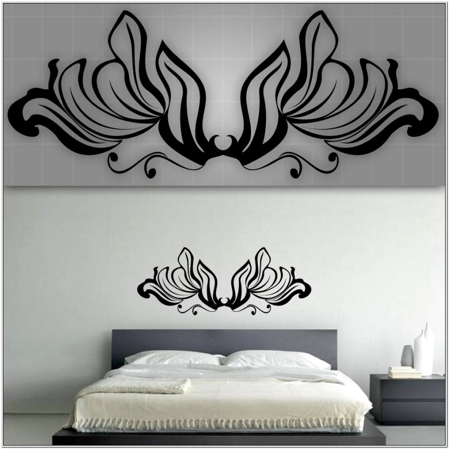Decorative Stickers For Bedroom Walls