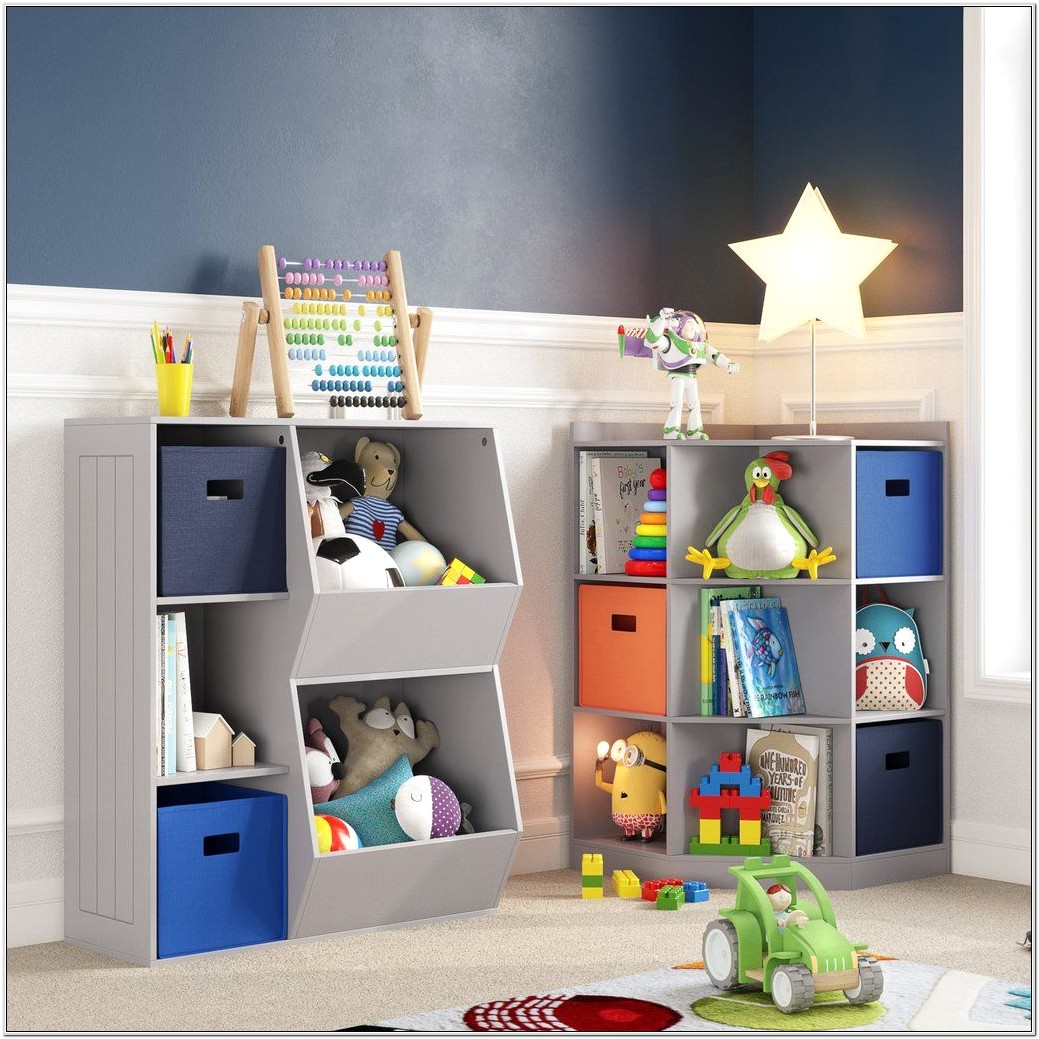 Decorative Toy Storage For Living Room Cab