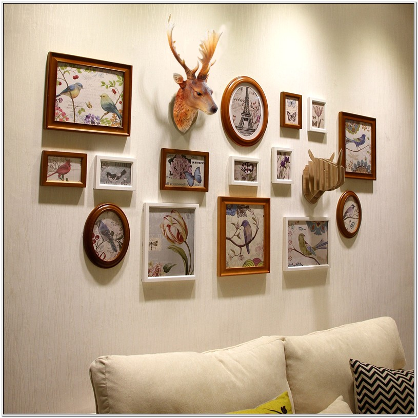 Deer Decor For Living Room