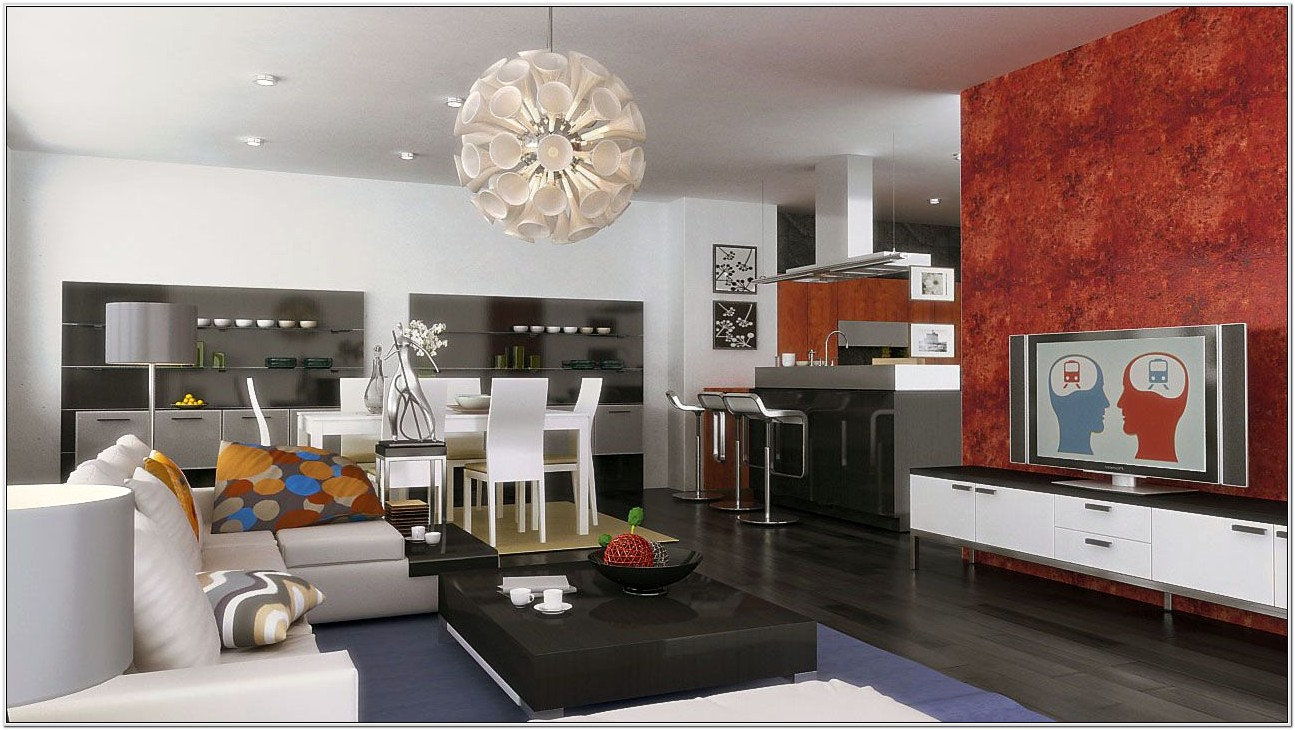 Design A Living Room Dining Room Combo
