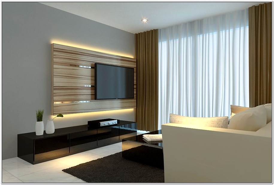 Design Feature Wall Living Room