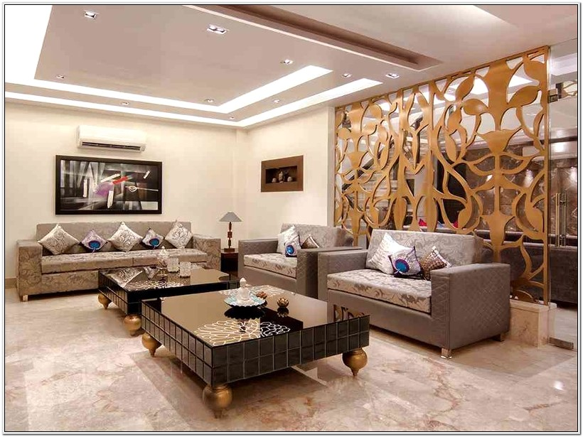 Divider Design Living Room