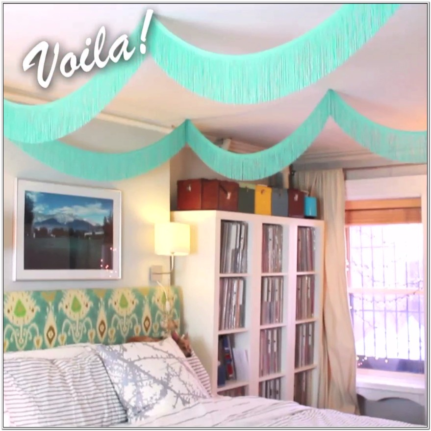 Diy Bedroom Decor For Teenage Girl