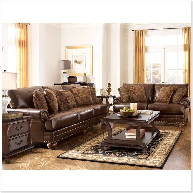 Durablend Living Room Set