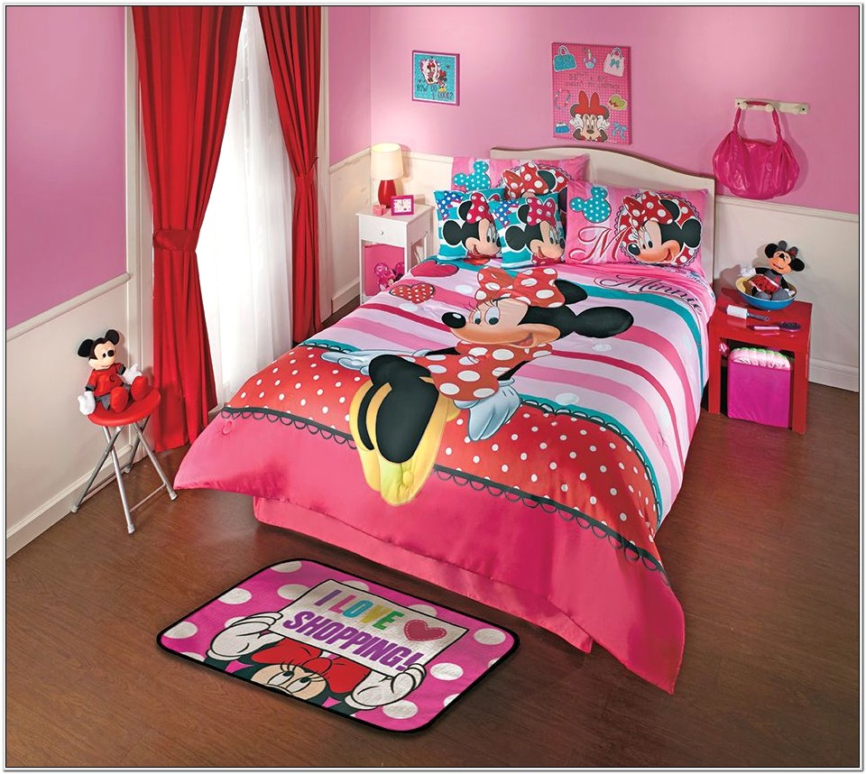 Ebay Com Minnie Mouse Bedroom Decor Ideas