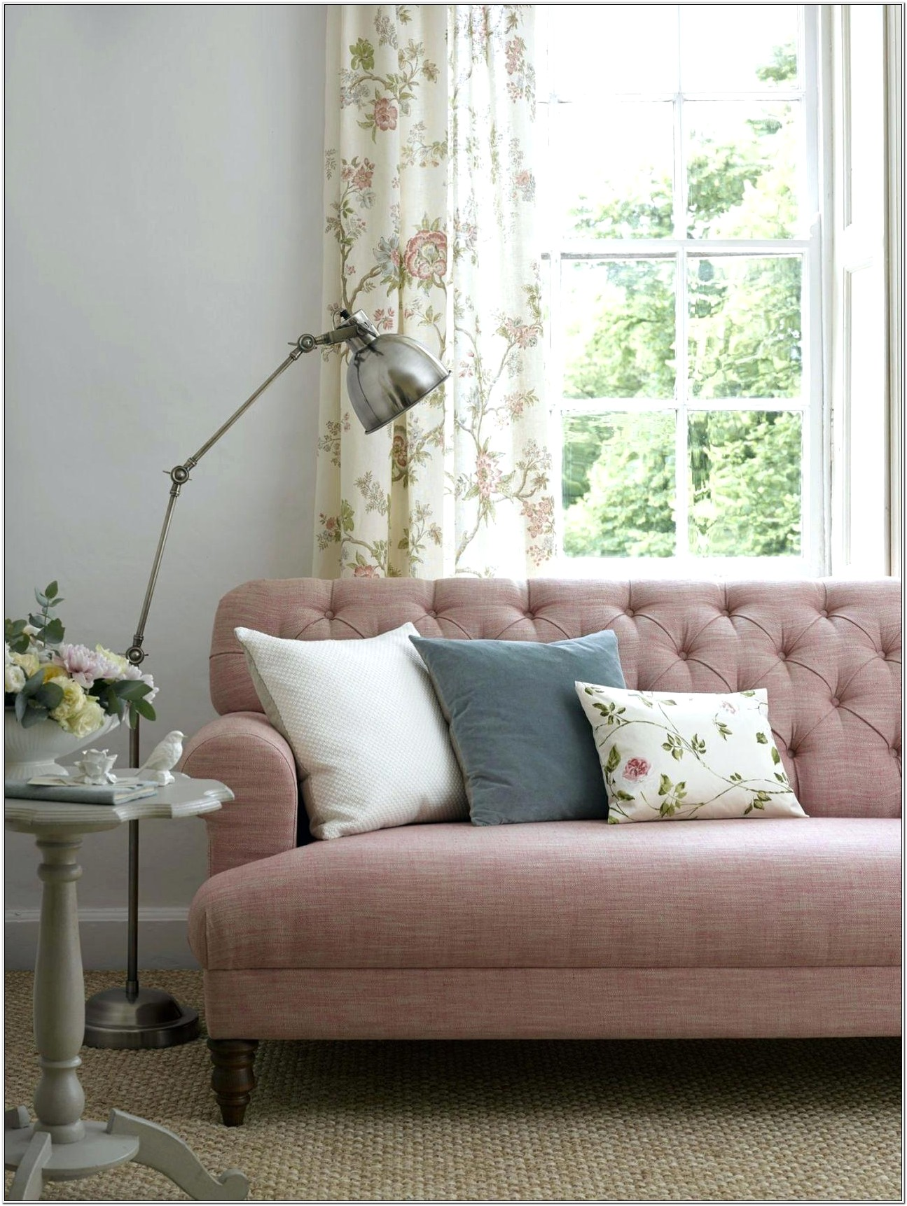 English Style Living Room Decor