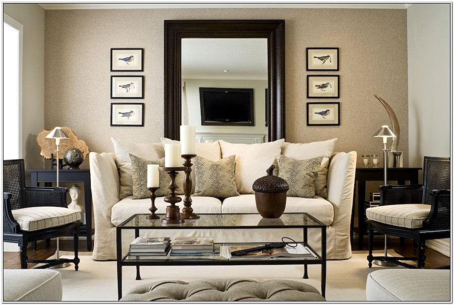 Five Mirror Sets Ideas Living Room Wall