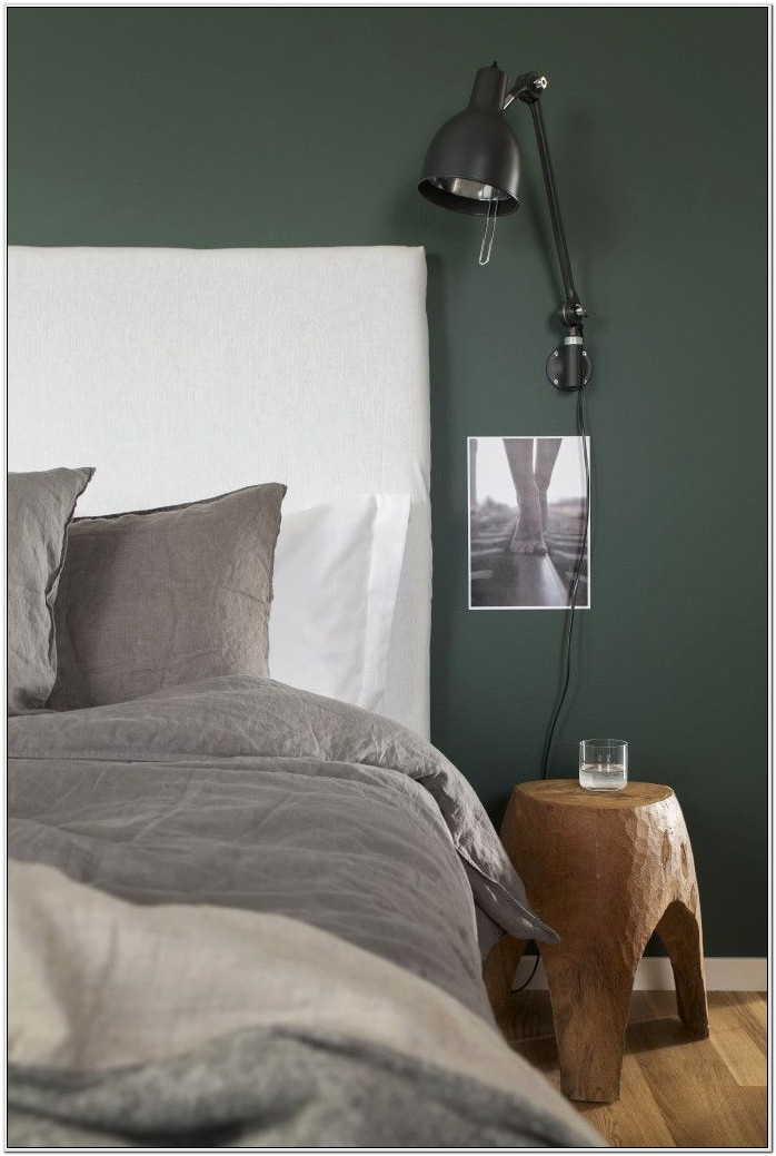 Forest Green Bedroom Decor