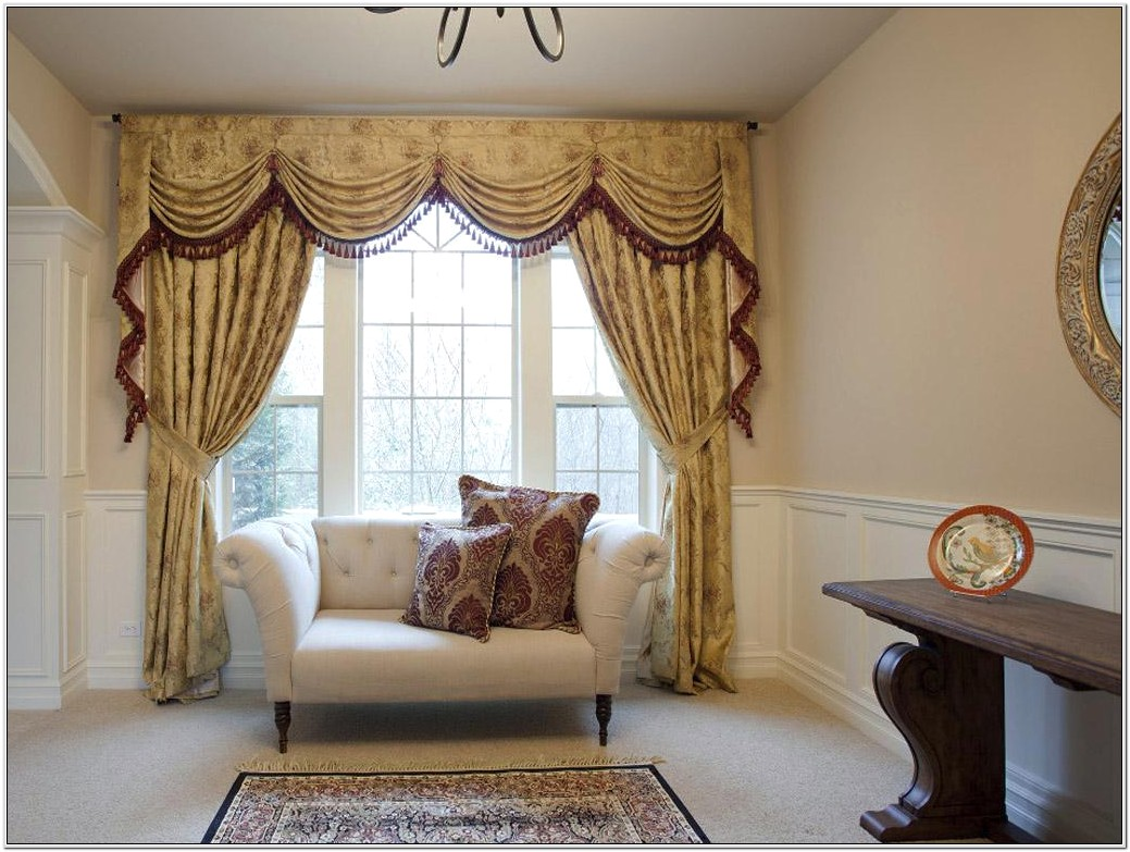 Formal Living Room Curtains Ideas