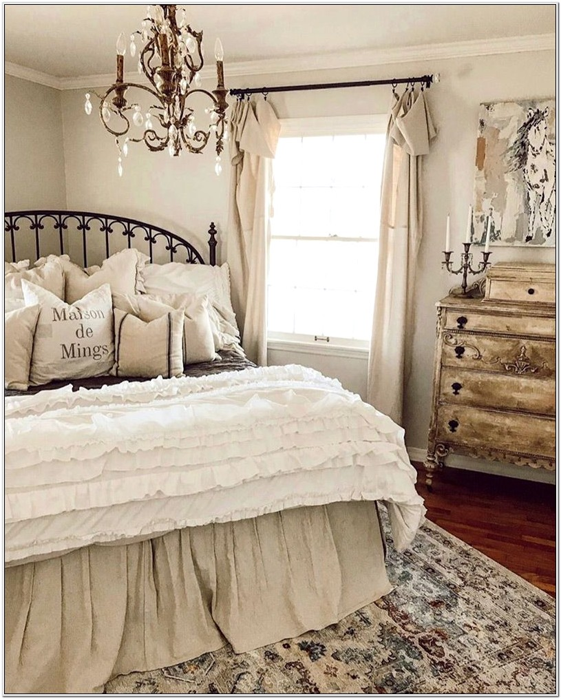 French Cottage Bedroom Decor