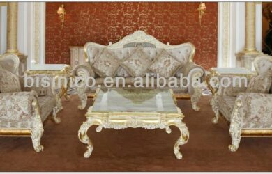 French Style Living Room Sets