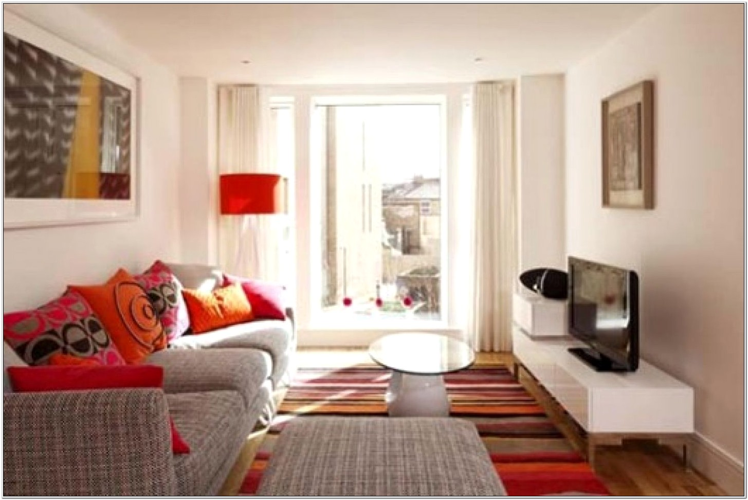 Furnishing For Small Living Room