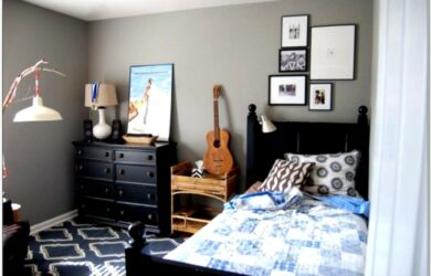 Furniture And Decor For Teen Boys Bedroom