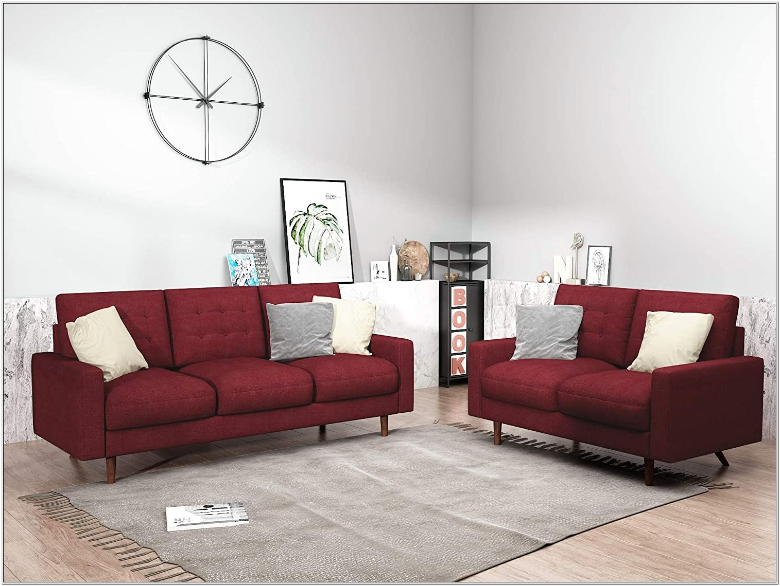 Furniture Direct Living Room Set