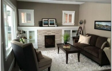 Furniture For Small Craftmans Living Room