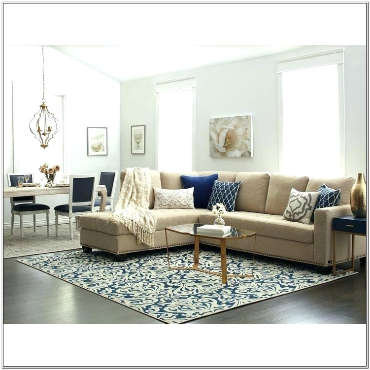 Gray Couch Living Room Idea